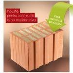 Wienerberger lansează un nou produs, unic pe piaţa locală