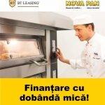 Finanțare avantajoasă la plata echipamentelor
