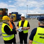 Controale în Portul Agigea. Amenzile ajung la 470.000 de euro