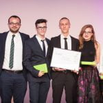 Elevii români au câștigat premiul de excelență în IT, în cadrul JA Europe Company of the Year