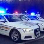 Poliția organizează acțiunea blocada