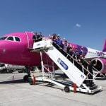 Wizz Air a lansat o nouă bază aeriană, în Iaşi