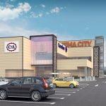 Lucrările avansează la Shopping City Piatra Neamţ. Când va fi deschis mall-ul?