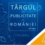 Târgul de Publicitate al României – AD.expo va avea loc pe 29 noiembrie