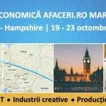 Comunitatea Afaceri.ro ajunge în Marea Britanie, în perioada 19-23 octombrie