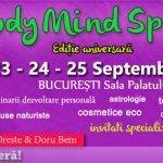 Body Mind Spirit EXPO 2016 începe vineri, la Sala Palatului