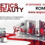 Cosmetics Beauty Hair va avea loc pe 29 septembrie – 2 octombrie, la Romexpo