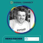 Heiko Fischer, speaker la conferinţa Signal Connect Timişoara