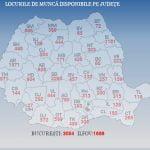 Aproape 23.000 de joburi, disponibile în România