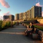 Estic Park, cel mai nou ansamblu rezidenţial din estul Bucureştiului