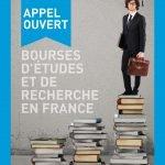 Au început înscrierile pentru programul de burse al Guvernului Franţei