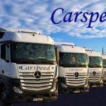 Carspeed, 20 de ani de activitate pe piața transporturilor