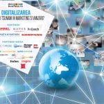 """Conferinţa """"Digitalizarea– Trend sau tsunami în marketing şi vânzări?"""" are loc pe 8 noiembrie"""