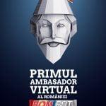 De 1 decembrie se lansează ROMBOT, primul ambasador virtual al României