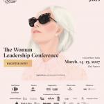 The Woman 2017 va reuni pe 14 și 15 martie, în Cluj-Napoca, peste 500 femei lider