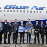 Blue Air a inaugurat o rută Cluj-Napoca – Birmingham