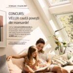 """De 20 de ani, Velux România construiește """"Povești din mansardă"""""""