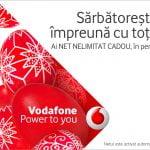 Vodafone oferă internet gratuit de Paşte