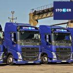 Stokker Logistics investește în modernizarea flotei auto