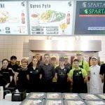 Spartan deschide primul restaurant al rețelei din Constanța