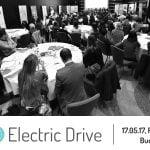 """Evenimentul """"Electric Drive"""" va avea loc pe 17 mai, la Bucureşti"""