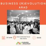 Business (r)Evolution va avea loc pe 14 iunie, la Arad