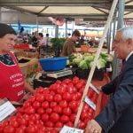 Câţi producători români se regăsesc în pieţele bucureştene? Anunţul făcut de Ministerul Agriculturii