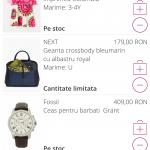 Câţi bani alocă românii pe hainele şi încălţămintea cumpărată online?