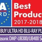 Panasonic, premiat de Asociația Europeană de Imagine și Sunet