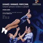 Campionatele Naționale de Gimnastică Aerobică, difuzate live de Axis Communications