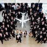 Ryanair a angajat 45 de piloţi