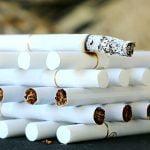 Contrabanda de țigări, în scădere