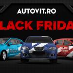 Autovit.ro anunţă reduceri importante de Black Friday 2017