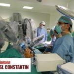 Transplant renal asistat robotic realizat în premieră în România la Spitalul Sf. Constantin