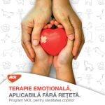 MOL susţine proiectele de terapie prin artă și terapie emoțională