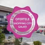 Noi magazine în Shopping City Galați