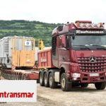 Rontransmar, specialist în transporturi agabaritice
