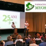 Farmaciile Myosotis, de 25 de ani aproape de oameni