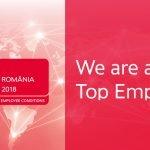 """Saint-Gobain România a primit certificarea """"Angajator de Top"""""""