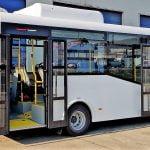 Primele autobuze cu gaz natural comprimat din România, pe străzile din Rm. Vâlcea