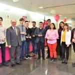 Bursele Telekom încurajează dezvoltarea sectorului IT&C