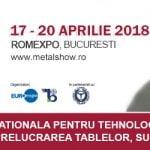 METAL SHOW are loc în perioada 17 – 20 aprilie la ROMEXPO