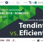 """Conferinţa Naţională """"Deşeurile de ambalaje: Tendinţe vs. Eficienţă"""" are loc pe 16 mai"""