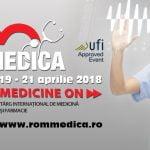 ROMMEDICA, târgul celor mai moderne tehnologii și aparate medicale, începe la Romexpo