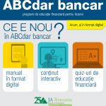 JA România și Raiffeisen au lansat, și în format digital, ABCdar -ul bancar