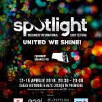 Incepe Spotlight – Bucharest International Light Festival