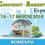 Construct-Ambient Expo 2019: Viitorul construcțiilor și tendințe în amenajări